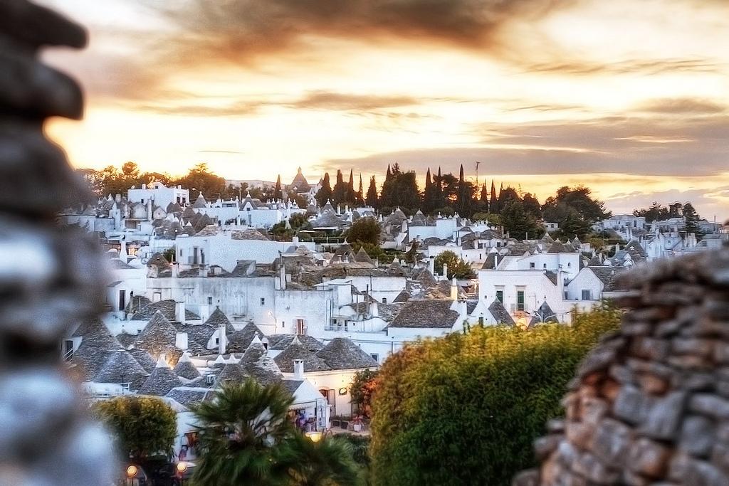 Alberobello, el Hobbiton del Mediterráneo