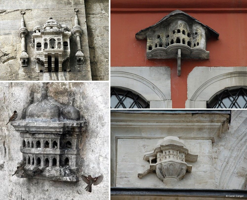 Pajareras decorativas de Turquía 3