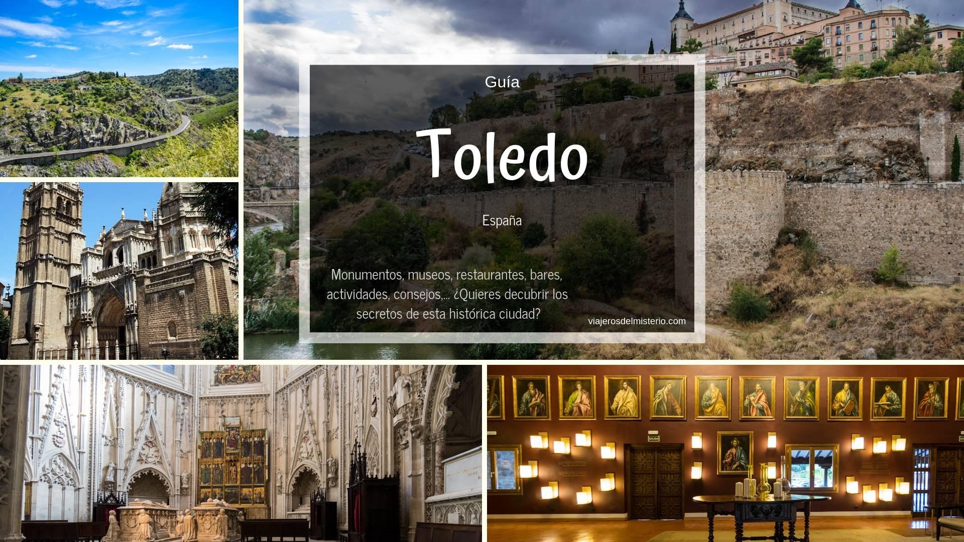Toledo: Qué ver