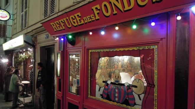 La Refuge des Fondus, 17 Rue des Trois Freres, 18e, Paris