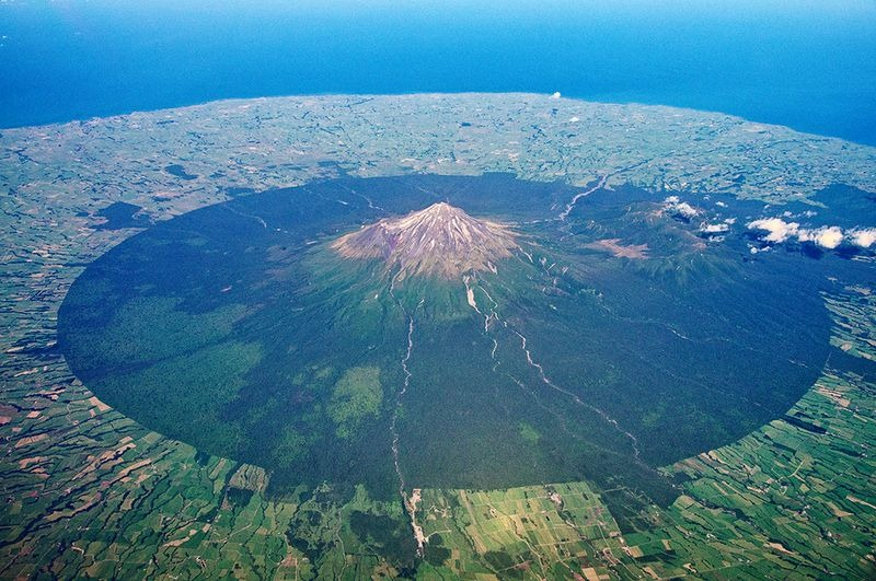 Parque Nacional Monte Taranaki Y Egmont 2