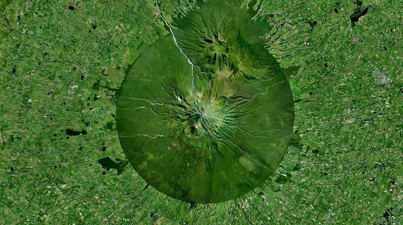 Parque Nacional Monte Taranaki Y Egmont 1