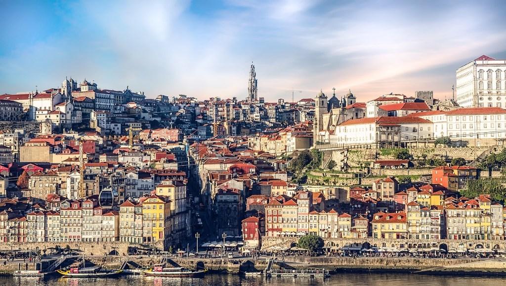 Guía Oporto, Portugal