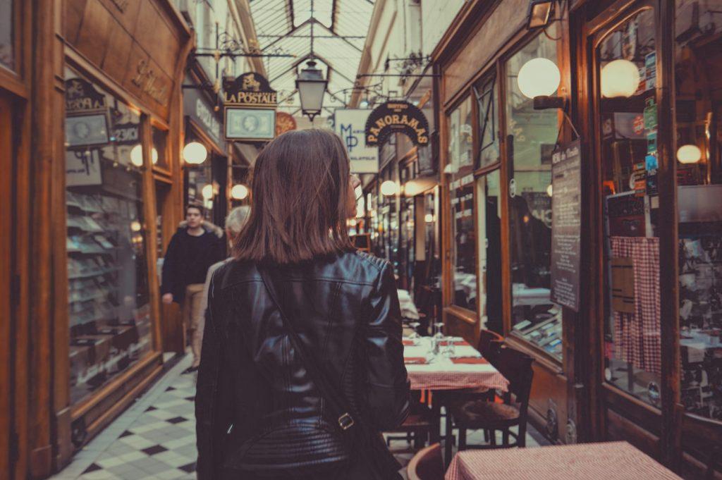 Comer en París
