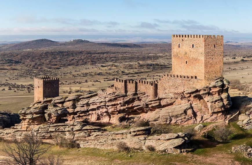 Castillo de zafra: Un popular castillo de Juego de Tronos