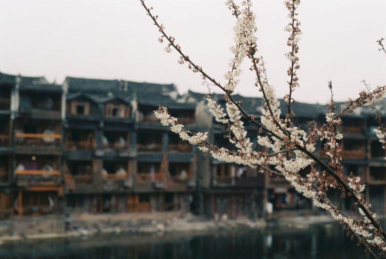 Dormir en Fenghuang