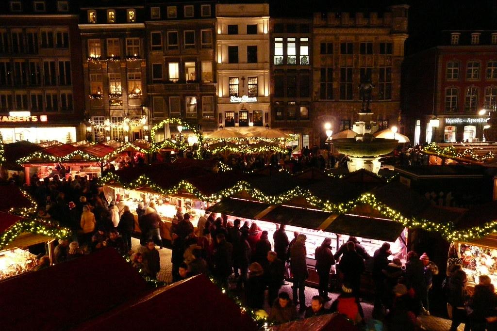Diez mercados navideños en Europa deliciosamente diferentes