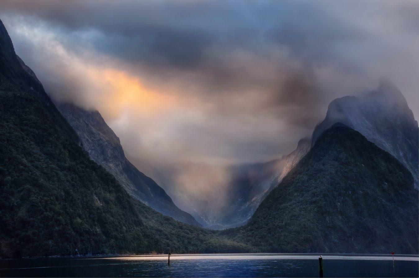 Nueva Zelanda rocas