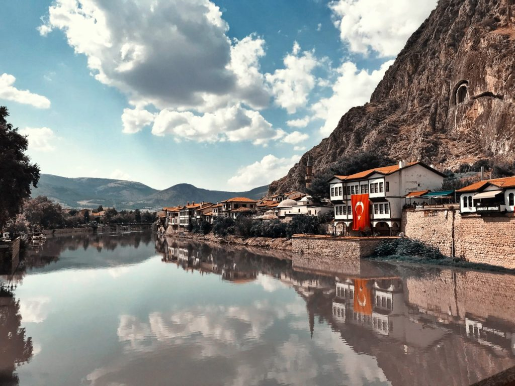 Turquía una tierra de paisajes