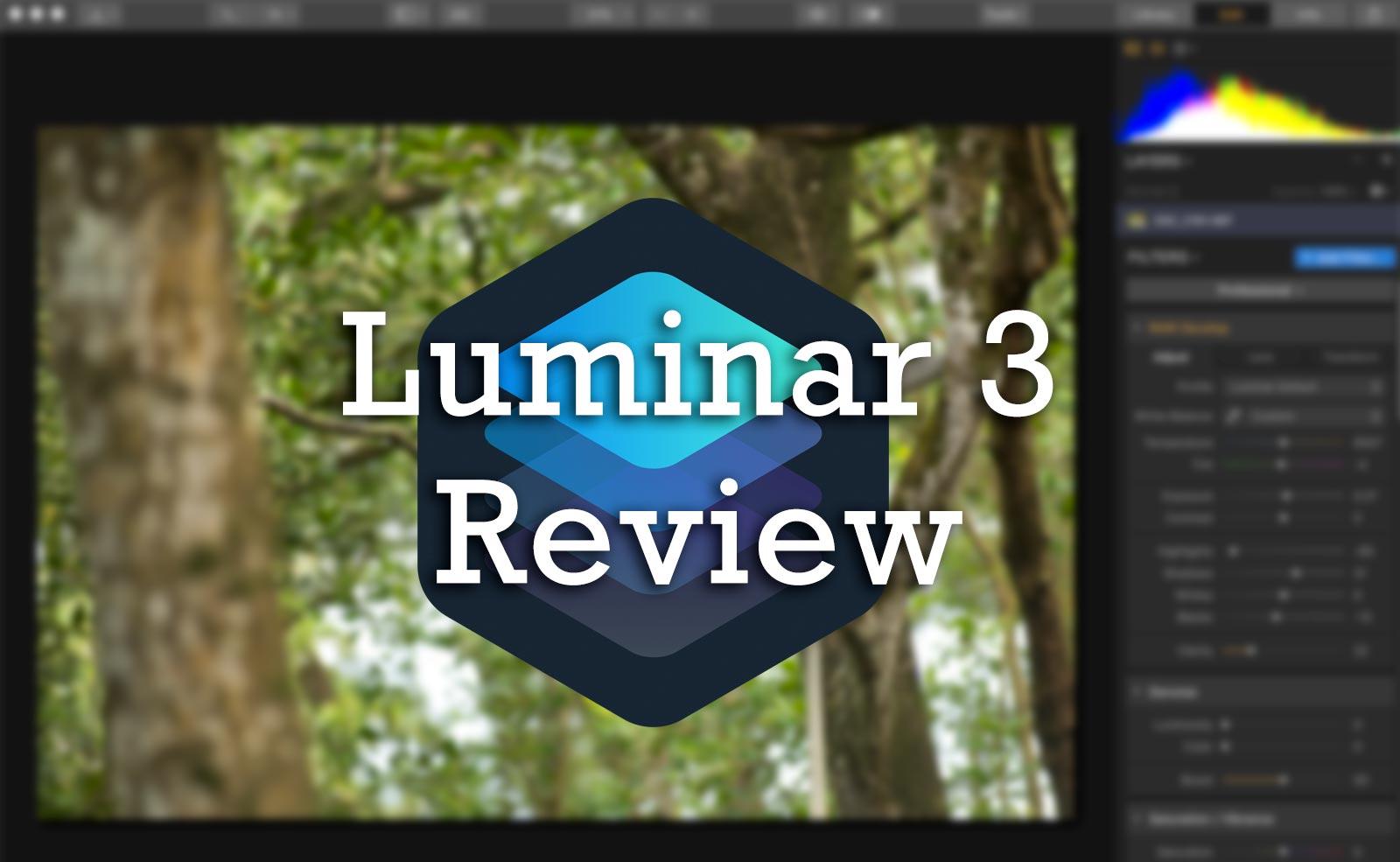 Luminar 3: Un programa para tus fotos de viajes 1