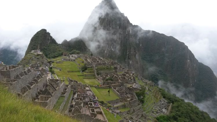 Viajeros Infrecuentes Machu Picchu