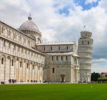 Pisa, puente en Italia