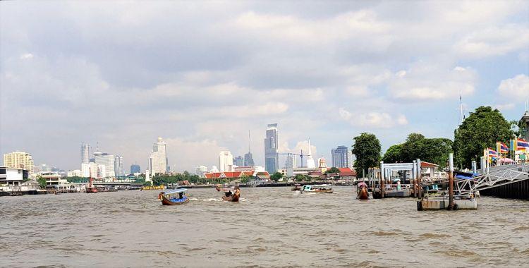 Blog de viajes - Chao Phraya
