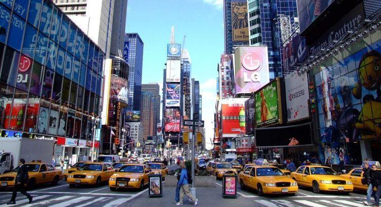 Película en Nueva York