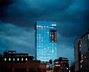 Perdido en Nueva York, Hotel Trump