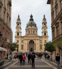 Budapest - Catedral San Esteban