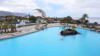 Auditorio y Parque Marítimo Santa Cruz de Tenerife