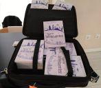 Libros para la presentación de Viajeros Infrecuentes