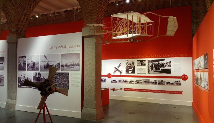 Exposición de Iberia