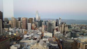 Vistas de San Francisco desde el Hilton