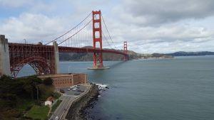 Vistas del Golden Gate Bridge
