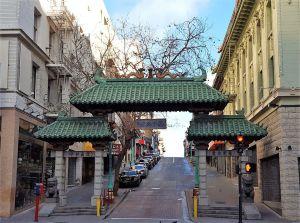 Historia de San Francisco Chinatown