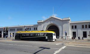 Moverse en San Francisco Tranvía