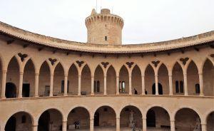 alma de Mallorca Castillo de Bellver