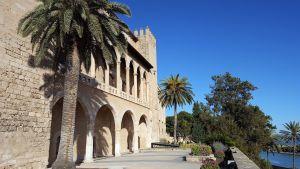Palma de Mallorca Palacio de la Almudaina