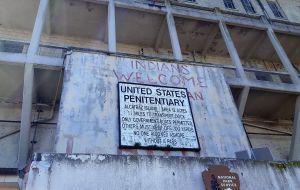 Cartel de Alcatraz - Películas sobre Alcatraz
