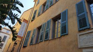 Casa de Napoleón en Ajaccio, Córcega