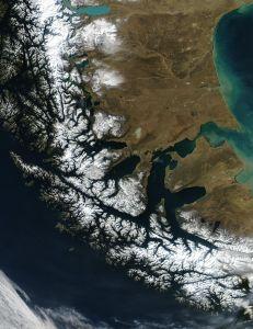 Libro Confines, Estrecho de Magallanes