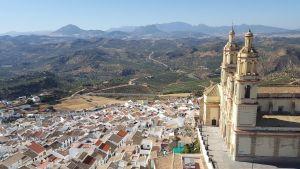 Pueblos Blancos, Olvera