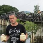 Kanchanaburi y Erawan National Park en 2 dias