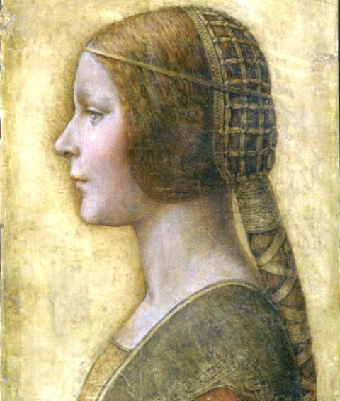 Profile_of_a_Young_Fiancee_-_da_Vinci