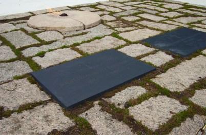 Tumba John Jackie Kennedy llama Cementerio Nacional Arlington Washington
