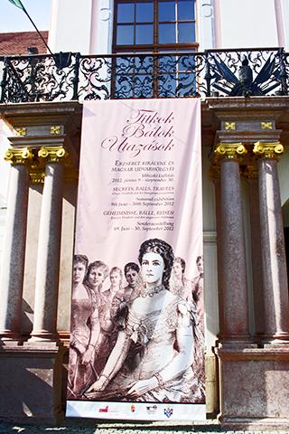 Palacio Real Godollo Sissi emperatriz