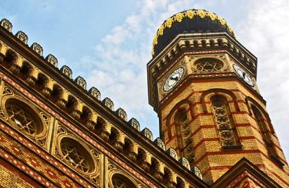 Gran Sinagoga judía Budapest