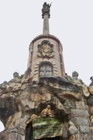 Monumento Triunfo San Rafael Córdoba