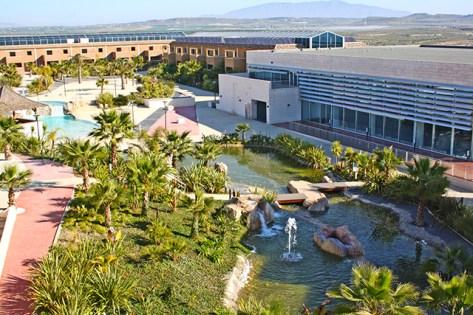 Absoluto relax en el Resort Resort Sensol Spa Hotel