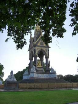 Albert Memorial Hyde Park Londres
