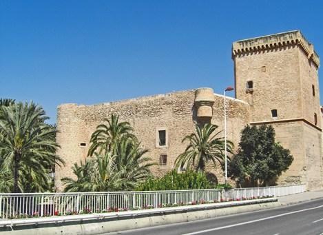Alcácer Señoría Palacio Altamira centro histórico Elche