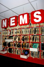 NEMS productora discos estudio grabación Beatles Liverpool