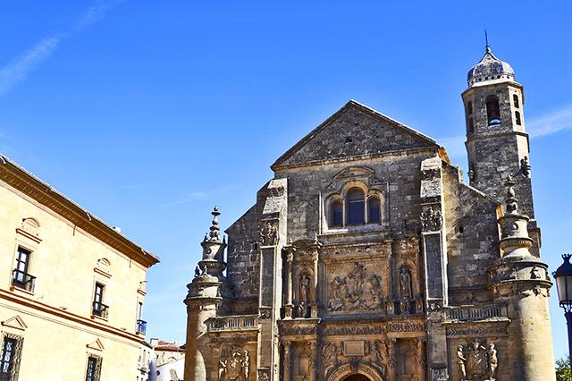 Andres de Vandelvira sabia que El Salvador seria el icono de la ciudad Patrimonio de la Humanidad