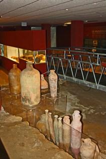 Antiguedad en la Factoria Romana de Salazones