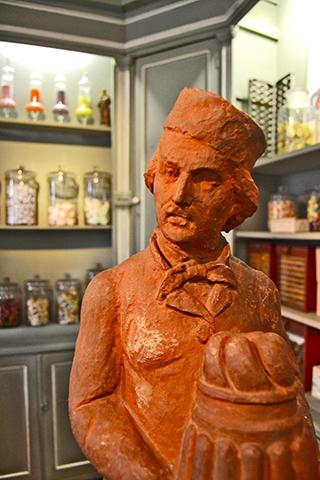 Ciudadano barro arcilla tienda Gante Bélgica