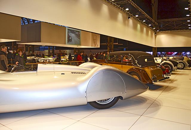 AutoWorld Museo del Automóvil Parque del Cinquentenario Bruselas