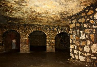 Laberinto subterráneo Buda