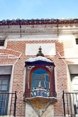 Bendicion urbana por las calles de Caravaca