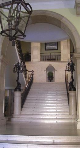 Interior ayuntamiento Setúbal